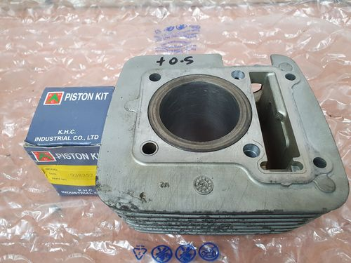Yamaha XT 125 Cylinder & Piston Kit (Original Re-bored +0.5)